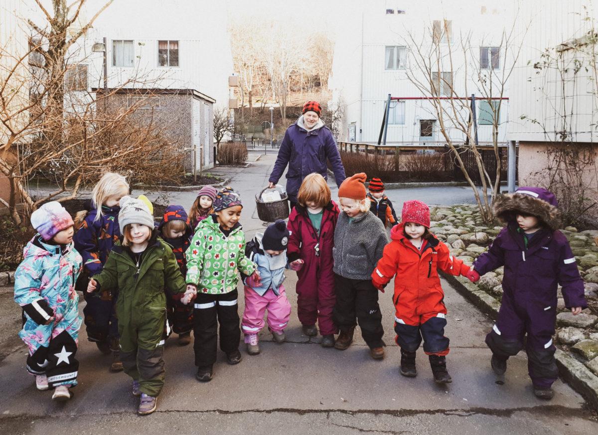 Barngruppen
